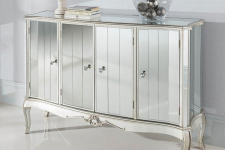 Argente Mirrored Sideboard