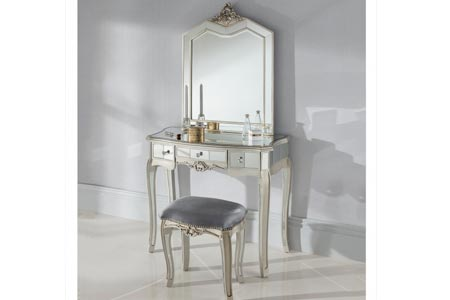 French Style Dressing Table Set