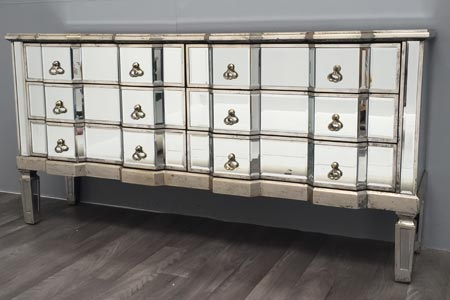 Line 6 Drawer Sideboard