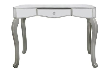 Mirrored Hallway Table Latest Mirror Console Ua Silver Glass