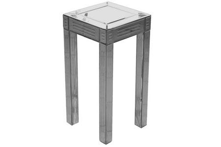 Modal Small Pedestal
