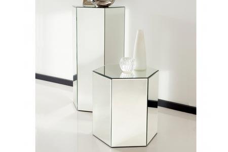 Octahedron Pedestal Set