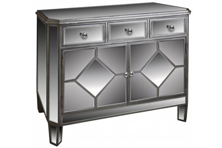 Opera Mirrored Sideboard