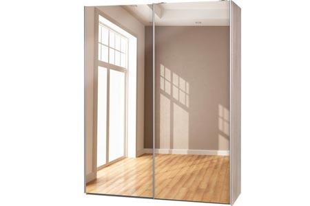 Soft Smart 2 Door Wardrobe