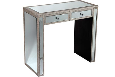 Tania Mirrored Hallway Table