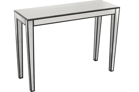 Tomba Mirrored Console Table
