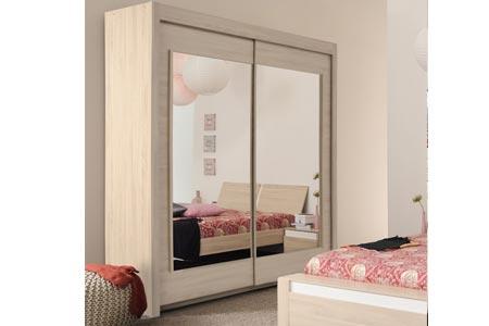 Willow 2 Door Wardrobe
