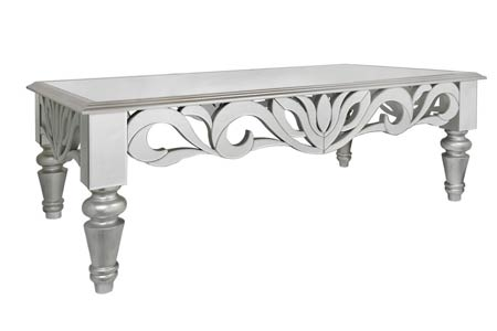 Castleton Mirrored Coffee Table