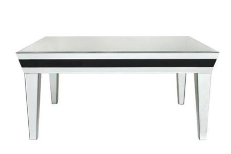 Savona Mirrored Coffee Table